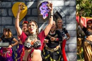 Lotus Dancers
